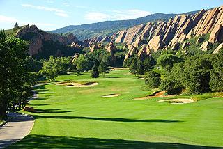 Arrowhead Golf Club Colorado Course